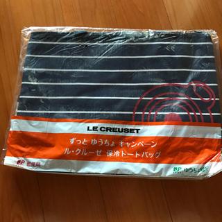 ルクルーゼ(LE CREUSET)の新品 ルクルーゼ 保冷トート バッグ(トートバッグ)