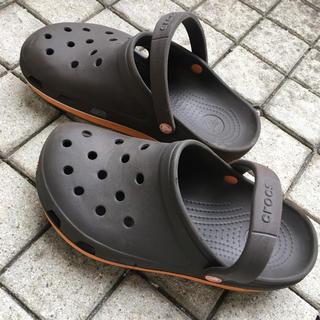 crocs - クロックス サンダル サイズJ3  21cm用