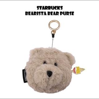 Starbucks Coffee - スターバックス ベアリスタ コインケース アイスチャーム🍦