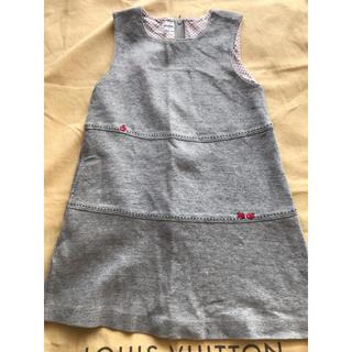 familiar - ファミリア ジャンパースカート サイズ110