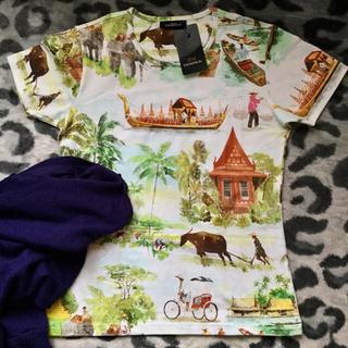 ジムトンプソン(Jim Thompson)のジムトンプソン Tシャツ 新品(Tシャツ(半袖/袖なし))