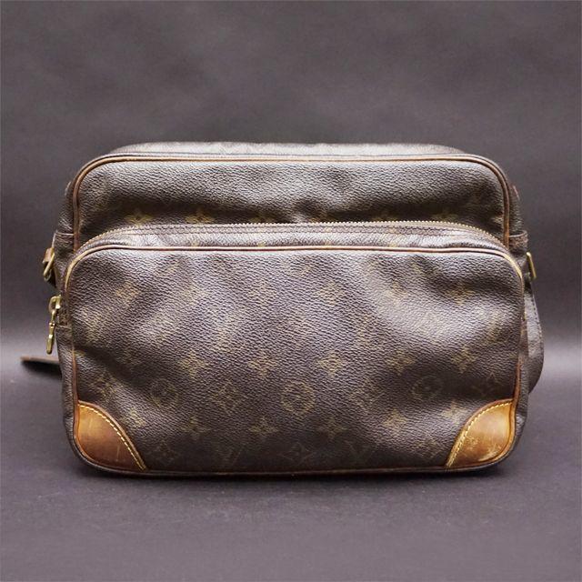 LOUIS VUITTON(ルイヴィトン)のLOUIS VUITTON ルイヴィトン モノグラム ナイル 難有り ショルダー レディースのバッグ(ショルダーバッグ)の商品写真