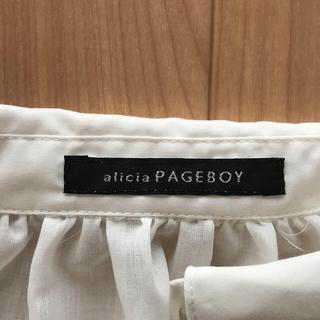 PAGEBOY - PAGEBOYロングシャツ