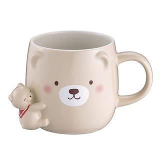 Starbucks Coffee - スターバックス:マグカップ 熊 台湾 スタバ ベア