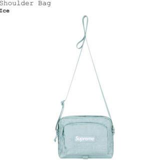 Supreme - Supreme shoulder bag ice blue 19ss