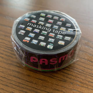 JR - Suica PASMOマスキングテープ