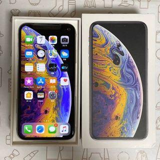 アイフォーン(iPhone)の 【S】iPhoneXS/64/SIMフリー(スマートフォン本体)