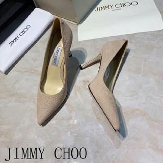 JIMMY CHOO - JIMMY CHOO ジミーチュー ハイヒール