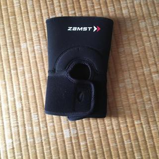 ザムスト(ZAMST)の膝サポーターMサイズ(トレーニング用品)