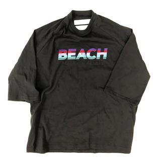 "UNUSED - DAIRIKU/ダイリク】""BEACH"" Half-Sleeve Tee"