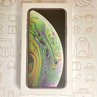 アイフォーン(iPhone)の【未開封】【S】iPhoneXS/64/SIMフリー(スマートフォン本体)