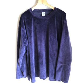 エスツーダブルエイト(S2W8)のS2W8 ボアカットソー パープル系 モフモフ(Tシャツ/カットソー(七分/長袖))