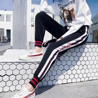 EMODA - ラインパンツ NERDY gucci adidas好きに!! ジャージ
