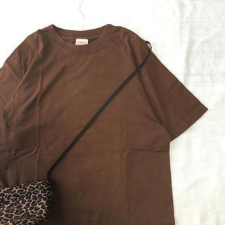 Shinzone - ヴィンテージ  90's コットン 無地 Tシャツ ロンハーマン