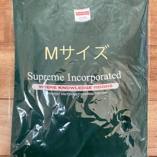 シュプリーム(Supreme)のふ様 Supreme 19aw Inc. Tee Mサイズ(Tシャツ/カットソー(半袖/袖なし))