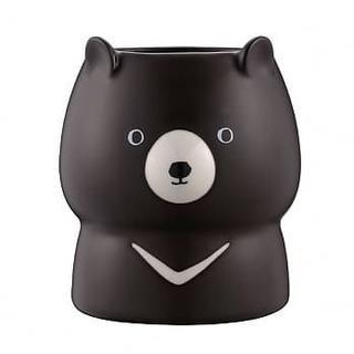 Starbucks Coffee - スターバックス:マグカップ 黒熊  ロゴ 台湾 スタバ