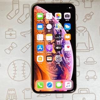 アイフォーン(iPhone)の 【J】iPhoneXS/256/SIMフリー(スマートフォン本体)