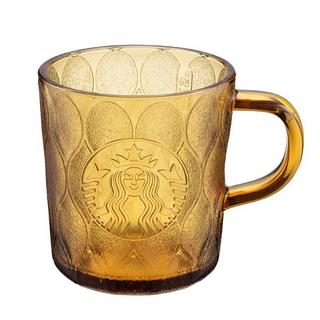 Starbucks Coffee - スターバックス:マグカップ 琥珀  ロゴ 台湾 スタバ