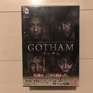 GOTHAM/ゴッサム ファースト・シーズン コンプリート・ボックス〈11枚組〉(TVドラマ)