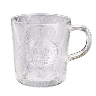 Starbucks Coffee - スターバックス:マグカップ クリア  ロゴ 台湾 スタバ