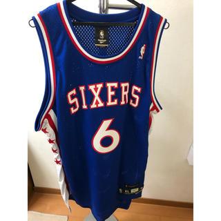 Reebok - NBA フィラデルフィア76ers ジュリアスアービング ユニフォーム