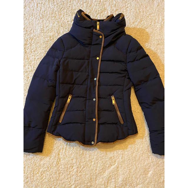 ZARA(ザラ)のZARA ザラ ダウンジャケット レディースのジャケット/アウター(ダウンジャケット)の商品写真