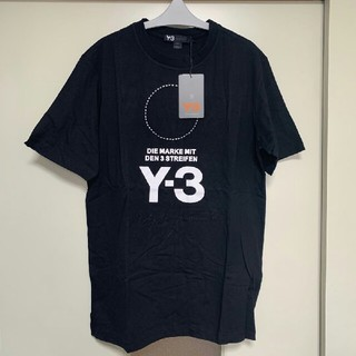 Y-3 - Y-3 ヨウジヤマモト Tシャツ  男女兼用