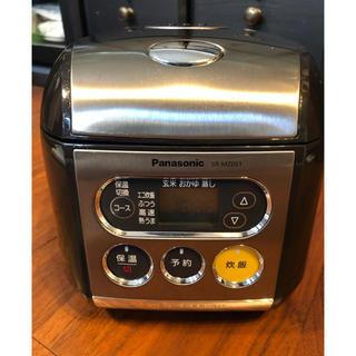 Panasonic - パナソニック炊飯器 3合炊き【未使用】