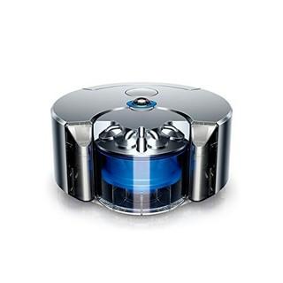 Dyson - 掃除機 ロボット掃除機 dyson 360 eye RB01 NB ニッケル/ブ