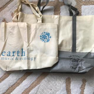 アースミュージックアンドエコロジー(earth music & ecology)のショップ袋 各種(ショップ袋)