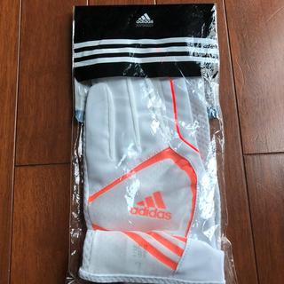 アディダス(adidas)のアディダス ライトグローブ 手袋 L(陸上競技)