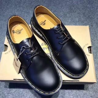 Dr.Martens - UK8ドクターマーチン 3ホール 革靴 新品