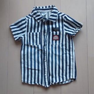 BREEZE - 美品☆ブリーズ ヒッコリーシャツ