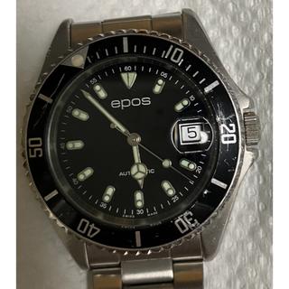 エポス(EPOS)の値下げしました。epos 腕時計(腕時計(アナログ))