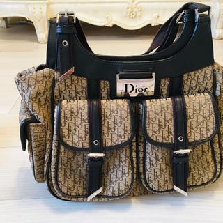 Christian Dior - 鑑定済 ディオール  ショルダーバッグ