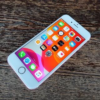 iPhone - iPhone6s 64GB ローズゴールド 美品 simフリー
