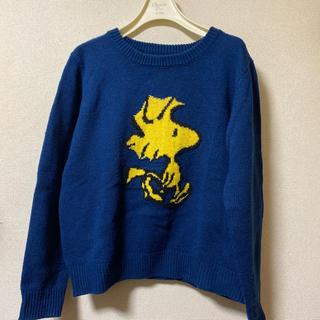 ピーナッツ(PEANUTS)のニットセーター(ニット/セーター)