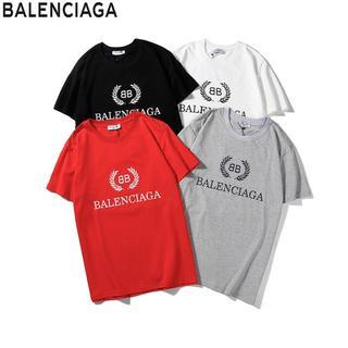 Balenciaga - ⭐️2枚千円引き送料無料★バレンシアガ★人気半袖Tシャツ男女兼用春夏#08