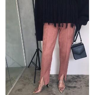 Ameri VINTAGE - 【新品】 アメリヴィンテージ COMFY SLIM TAPERED PANTS