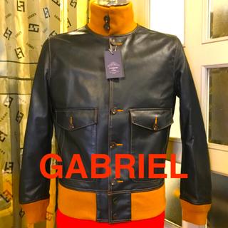 新品[GABRIEL]羊革ジャケット
