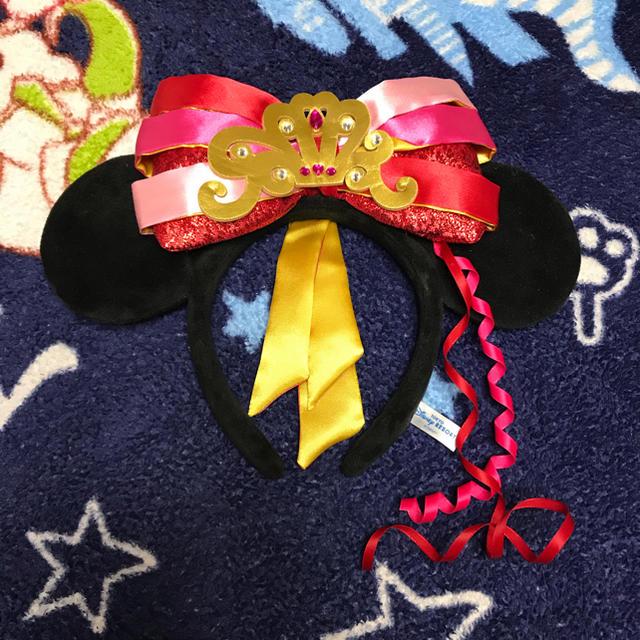 Disney(ディズニー)のディズニー カチューシャ エンタメ/ホビーのおもちゃ/ぬいぐるみ(キャラクターグッズ)の商品写真