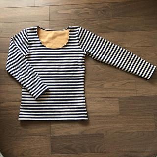 シマムラ(しまむら)のボーダーロンT(Tシャツ/カットソー(七分/長袖))