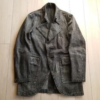 Yohji Yamamoto - Y's for men × スポテッドホース マジックウォッシュデニムジャケット