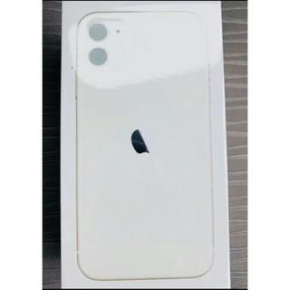 iPhone - iPhone11 ホワイト 128 GB SIMフリー