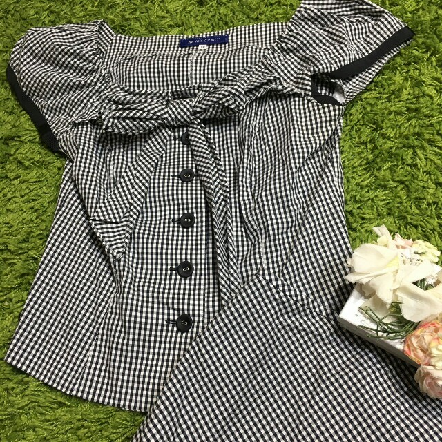 M'S GRACY(エムズグレイシー)のlita様専用 レディースのフォーマル/ドレス(スーツ)の商品写真