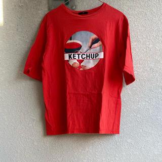 Santa Monica - アメリカン ケチャップ tシャツ