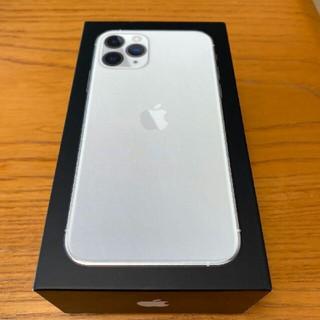 iPhone - iPhone 11 Pro シルバー 64 GB SIMフリー