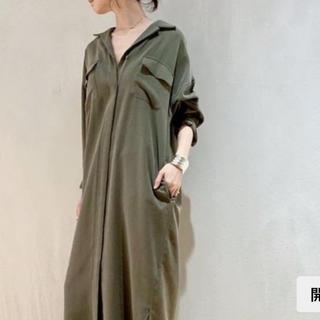 Plage - プラージュ サファリシャツドレス 36サイズ