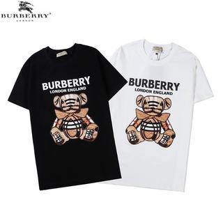 BURBERRY - ⑦BURBERRY バーバリー春夏お洋服Tシャツ/半袖「二枚千円引き送料込み」
