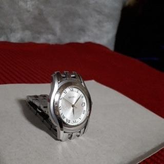 Gucci - グッチGUCCI腕時計5500M稼働品